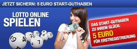 Lotto 6 aus 49 / 5.- € Startgutaheben bei Erstregistrierung @ Plus.de