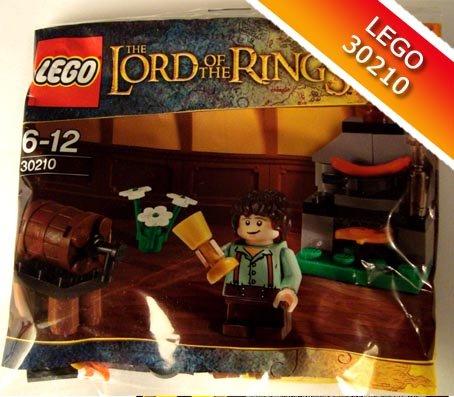 LEGO 30210 - Lego Herr der Ringe - Frodo mit Küchenecke für nur 6,17 EUR inkl. Versand
