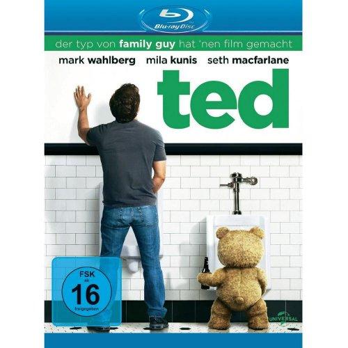 TED - Blu-Ray bei Amazon für 9,90