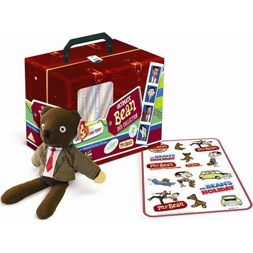 DVD-Box - Mr Bean: The Ultimate Collection (Suitcase Edition mit 12 Discs) für €25,67 [@Zavvi.com]