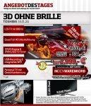 Toshiba 55ZL2G für 2999€ @004.de - High-End 3D Fernseher (ohne 3D Brille) und 4K