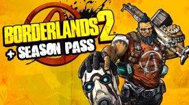 [GMG] Borderlands 2 + Season  Pass für 13,50€ [Steam]