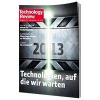 Technology Review Kostenloses Probeheft [Kein Abo]