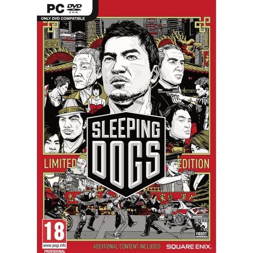 Sleeping Dogs Downloadcode PC Spiel - Steam - Uncut