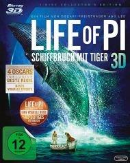Life of Pi - Schiffbruch mit Tiger (3D) @buecher.de