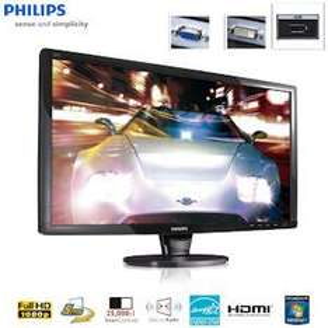 Philips 244E1SB 60,9 cm/24 Zoll Full HD LCD-Monitor für 138,90€