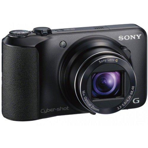 Amazon WHD - Sony DSC-H90B Cyber-shot 16 Mpix 16-fach Zoom 93,73€