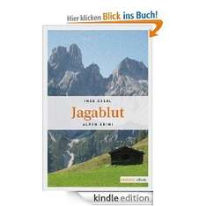 """[Kindle]  Alpenkrimi """"Jagablut"""" von Ines Eberl"""