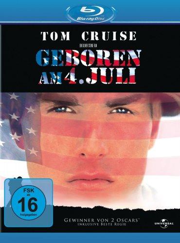 Geboren am 4. Juli [Blu-ray] für 7,37 € [Amazon.de]