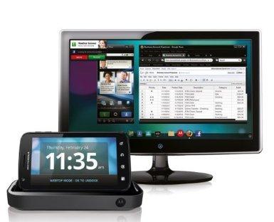 Motorola HD Dock und IR Remote für Motorola Atrix für 9€ @Amazon