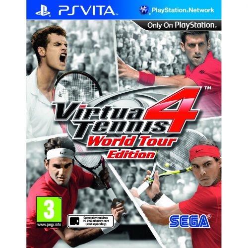 PS Vita - Virtua Tennis 4 für 6,96 € @ zavvi.com
