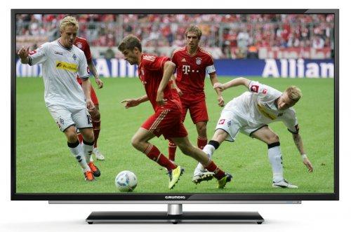Grundig 32 VLE 973 BL 80 cm (32 Zoll) 3D LED-Backlight-Fernseher, EEK A (Full-HD, 200Hz, DVB-T/C/S2, SmartTV) schwarz