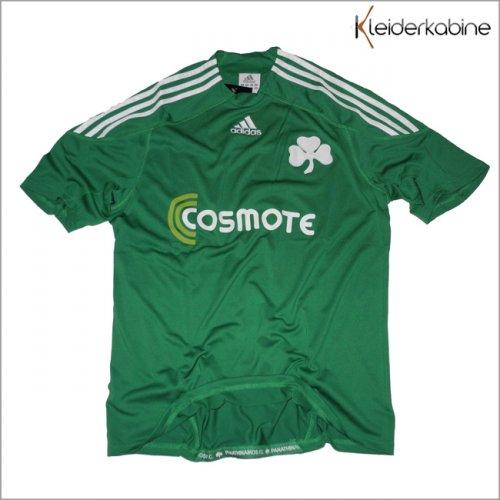 Adidas Panathinaikos Athen - Trikot - Grün Heim Griechenland Jersey für 12,49€