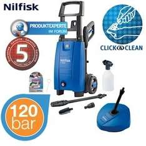 Nilfisk C120.6-6 PC X-Tra bei Ibood für 88,90€ m. 5 Jahren Garantie