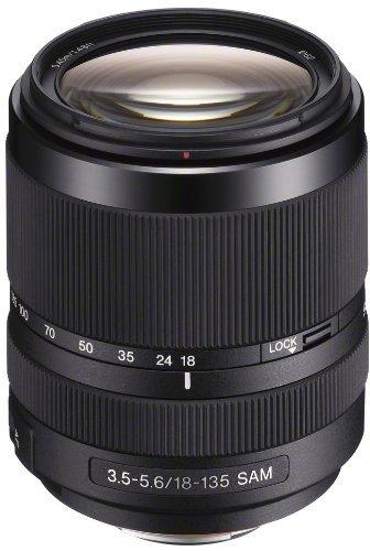 Sony SAL-18135 DT 18-135mm f/3.5-5.6 SAM Zoom Objektiv