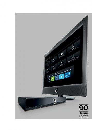 "Sonderaktion von Loewe: Loewe Xelos 46"" + BluRay Player"