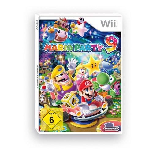 Wii Mario Party 9 - Nintendo
