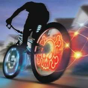 Meon Bike FX (Triple Pack) - Wheel Writer, Gyro Flasher and Light Striper für 14€ @Zavvi
