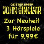 [Download] John Sinclair Hörspiele, 3 Stück 9,99 (Stück 3,33 Euro),Folge 50-84