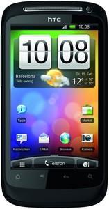 HTC Desire S mit Branding, 500 MB Flat, 15€ p.M. mit Base 0 € inkl. Versand