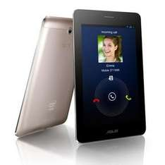 ASUS Fonepad™ 16GB 7 Zoll champagner gold ME371MG-1I036A