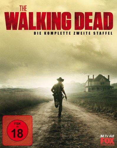 Lokal MM Mülheim: The Walking Dead Staffel 1 und 2 (BD) für 19/15 €