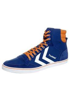 [Zalando] Hummel SLIMMER - Sneaker high - limoges blue/white + Kindersocken für 40,90€