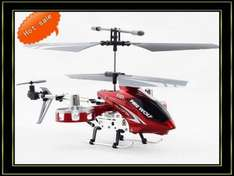 AVATAR F103 4CH Gyro LED Mini RC Helicopter Metal Z008