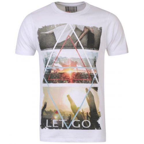 Brave Soul Men's Levitate T-Shirt für 6,25€ @TheHut