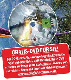 Dragons Prophet Gratis DVD