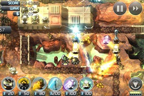 [iOS] Tower-Denfense-Spiele Sentinel 2 und 3