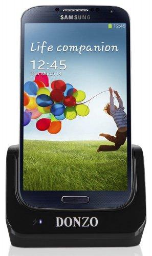 Dockingstation für Samsung Galaxy S4 IV GT-I9500 / GT-I9505 inkl. Datenkabel & Netzteil