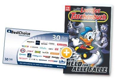 28x Micky Maus oder 14x Lustiges Taschenbuch für eff. 33,70€