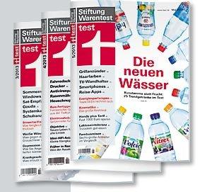 Stiftung Warentest - 3 Ausgaben gratis (Kündigung per Email möglich) [wieder da]