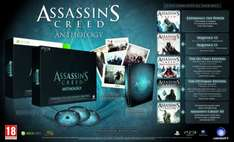 Assassins Creed Anthology PS3/Xbox 360 für 56,63 € @amazon.co.uk