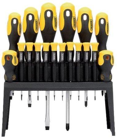 Draper DIY 31158 Schraubendreherset 18-teilig für 19€ @Amazon.co.uk
