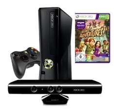 Bundle: Xbox 360 Slim 4GB + Kinect - 139,-  Lokal @Saturn HANAU