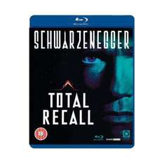 Blu-ray - Total Recall (1990) für €6,42 [@Wowhd.co.uk]
