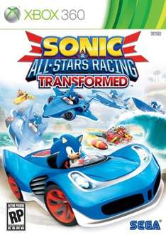 Sonic & All Stars Racing Transformed für Xbox 360 + PS3
