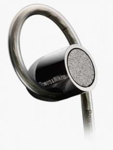 Bowers & Wilkins C5 In-Ear-Kopfhörer Titanium