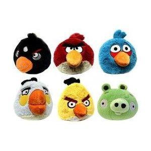 Angry Birds Plüsch bei Amazon Marketplace für 10,66€. Über 50% Ersparnis!