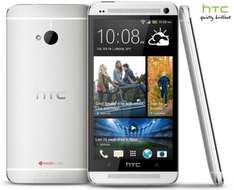 HTC One 32 GB Glacial Silver als E-Bay WOW des Tages