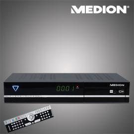 HD + Sat-Receiver mit 500-GByte