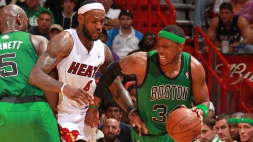 NBA Playoffs Live: Miami vs. Boston (Spiel 1) - heute auf NBA.de
