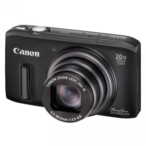 Canon Powershot SX 260 HS für ~130€ (30% Ersparnis)