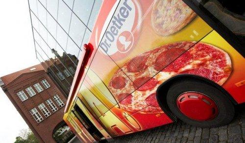 [Lokal/Globus/Gensingen] Kostenlos! Dr. Oetker Pizza Sücke - Pizza Bus 08.-10.07.