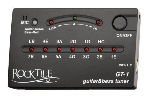 Rocktile GT-1 Stimmgerät für Gitarre/Bass @ Amazon WHD ab 4,22€ statt 9,90€