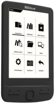 [Media Markt offline] Trekstor Pyrus mini eBook Reader inkl. 25 Ebooks