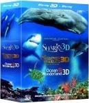 (UK) Jean-Michel Cousteau's 3D-Box ( Delfine und Wale, Haie, Weltwunder der Ozeane) (3 Disks) für rund 13€ @ Amazon