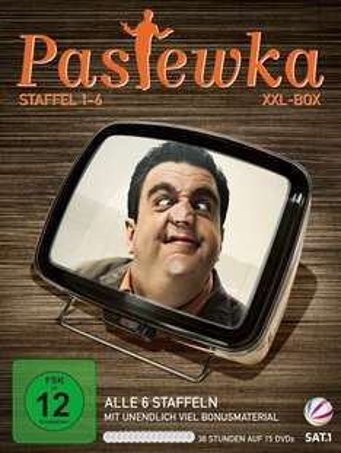 Pastewka XXl-Box (Staffel1-6) 15 DVD @amazon.de Preis reduziert...
